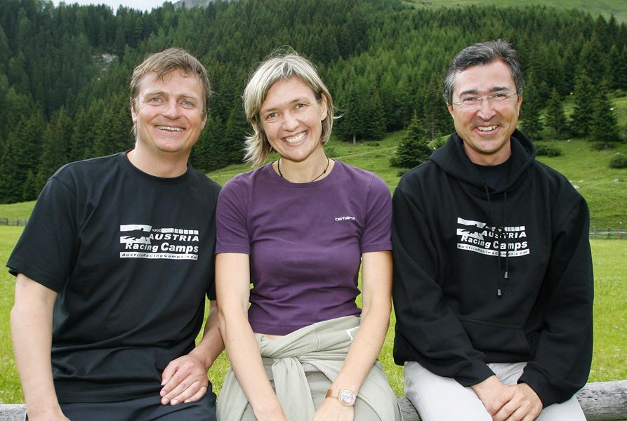 Oliver Nindl, Christine Rauter, Yusuf Gürel