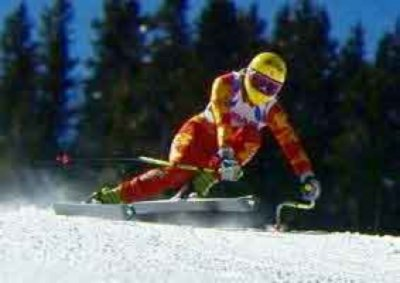 Maria Walliser Alpine Ski Champion
